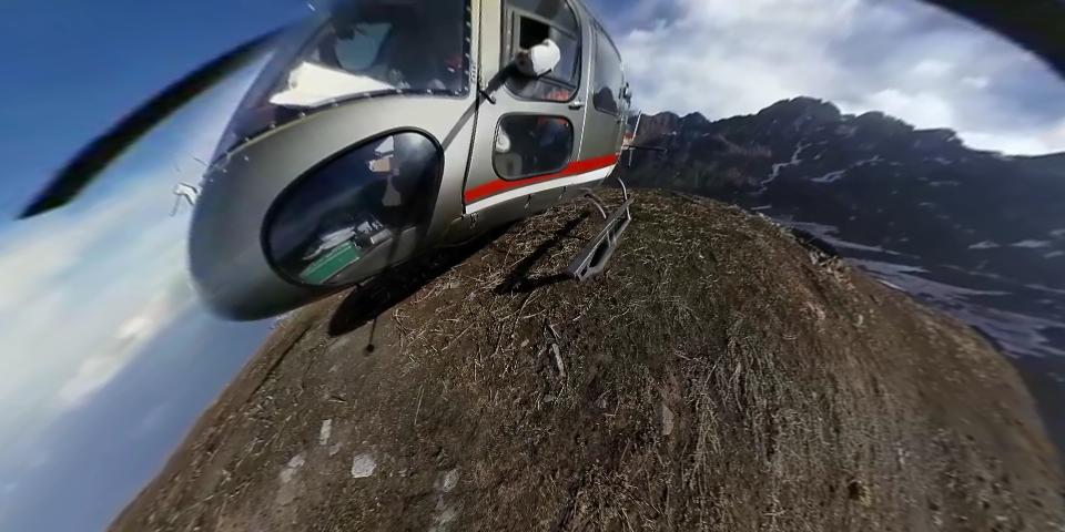 飞跃喜马拉雅山