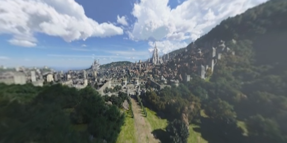 飞越暴风城 VR视频