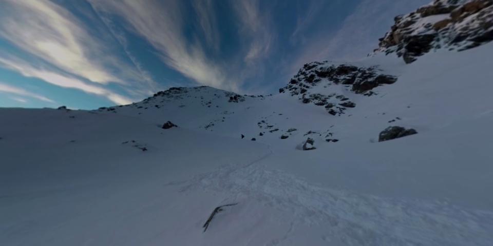 世界自由滑雪大赛 VR视频