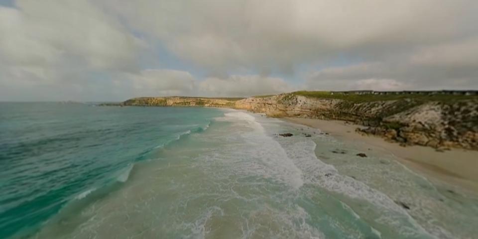 袋鼠岛 VR视频