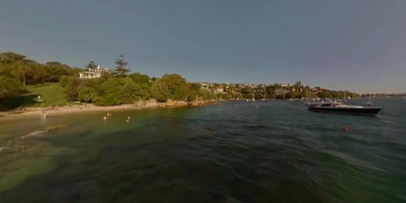 悉尼海港全景视频