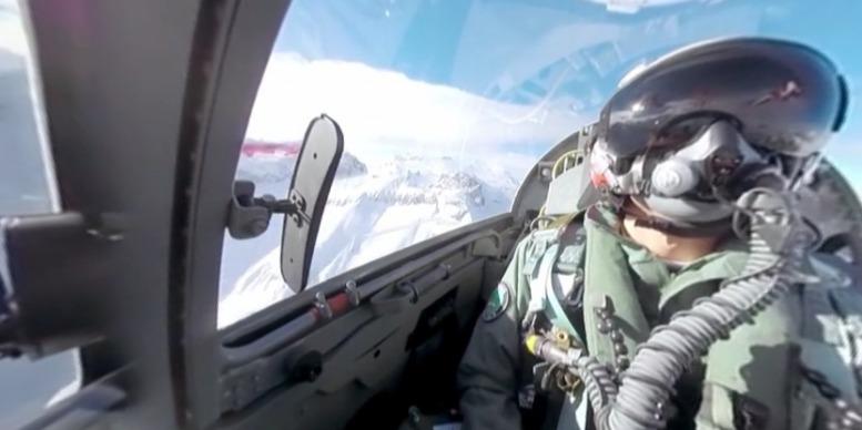 超燃高空极限混剪 VR视频