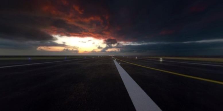 红色警戒空中决战 VR视频