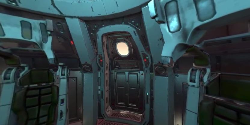 火星登陆VR视频
